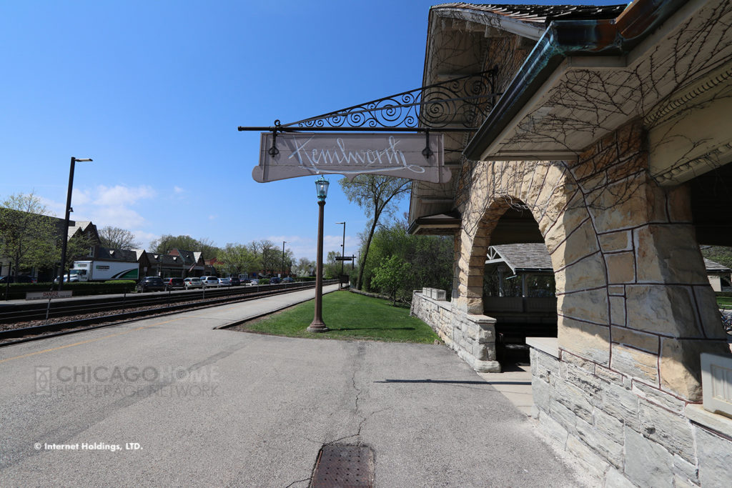Kenilworth Metra Station image | ChicagoHome Brokerage Network at @properties